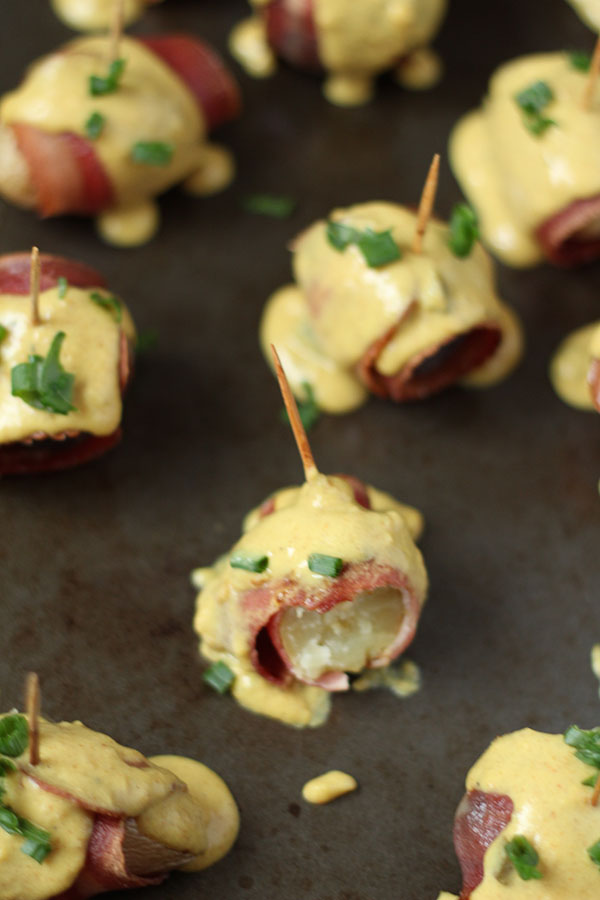 Dairy Free Inside Out Loaded Potato Poppers5