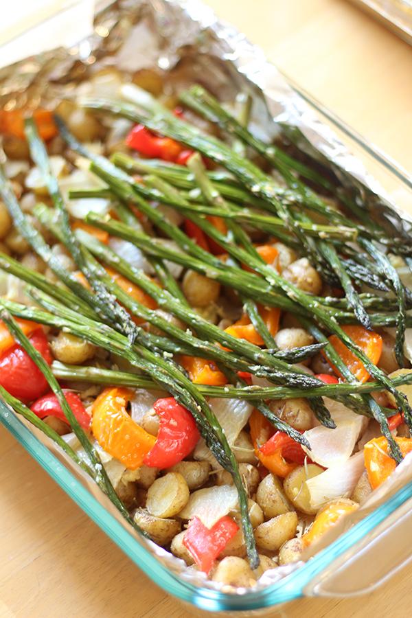 veggies for thanksgiving