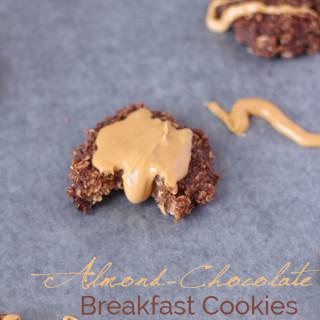 Almond-Chocolate Breakfast Cookies