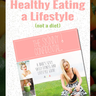 5 Tips for Making Healthy Eating a Lifestyle (not a diet)