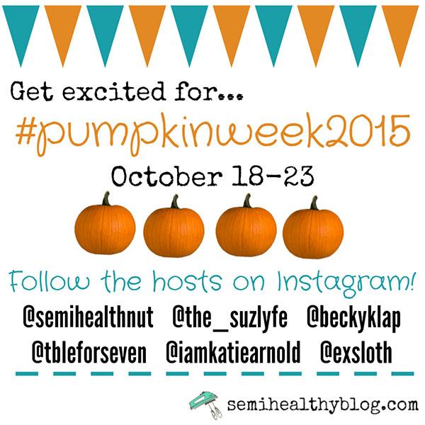 #pumpkinweek2015