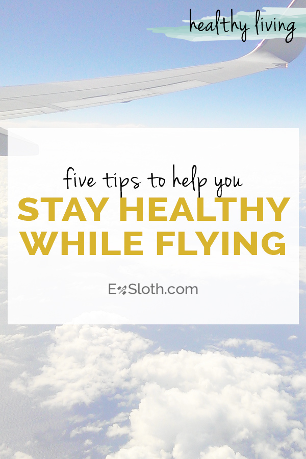 5 things you need to do to stay healthy while traveling via @ExSloth   ExSloth.com