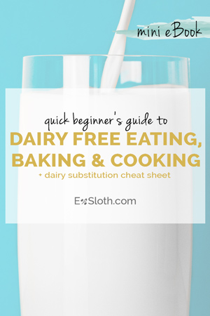 Dairy Free Eating Survival Guide for Beginners via @ExSloth | ExSloth.com