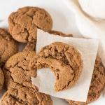 Vegan Spiced Spelt Flour Cookies