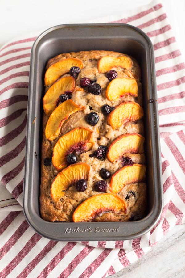 Blueberry Banana Bread Recipe Healthy
