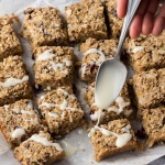 Coconut Chai Quinoa Breakfast Bars